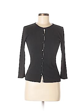 City DKNY Silk Cardigan Size M
