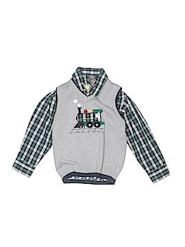 Dockers Sweater Vest Size 6