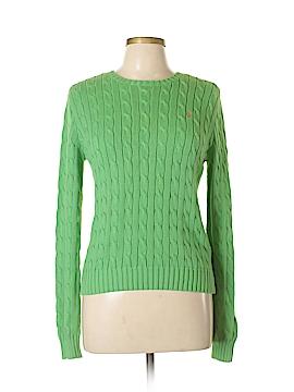 Ralph Lauren Blue Label Pullover Sweater Size L