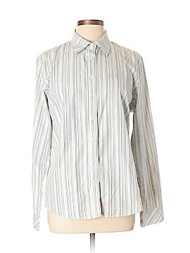 Bay Studio Long Sleeve Button-Down Shirt Size XL