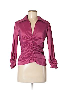 Tadashi Long Sleeve Blouse Size 8