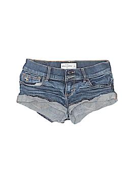 Abercrombie & Fitch Denim Shorts Size 12