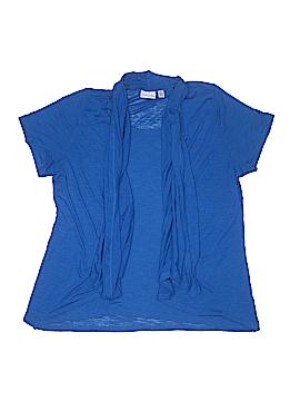 Kim Rogers Short Sleeve Top Size 1X (Plus)