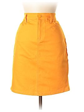 Liz Claiborne Denim Skirt Size 12 (Petite)