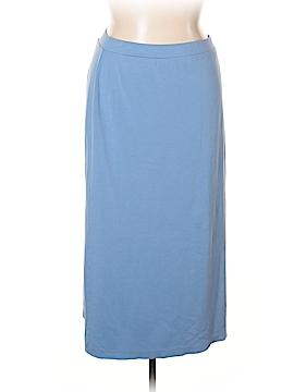 L.L.Bean Casual Skirt Size XL