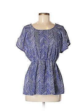 Prevett Short Sleeve Blouse Size M