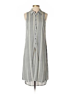 Bobeau Sleeveless Button-Down Shirt Size XS