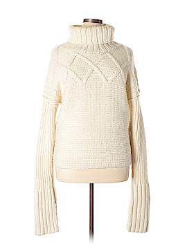 Apiece Apart Turtleneck Sweater Size L