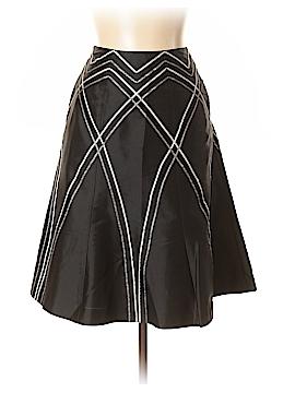 Amanda Smith Silk Skirt Size 6