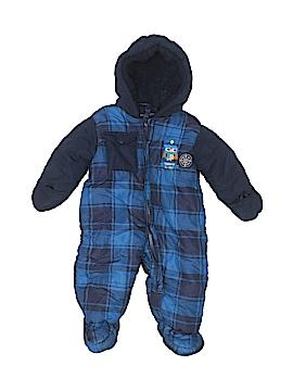 London Fog One Piece Snowsuit Size 6-9 mo
