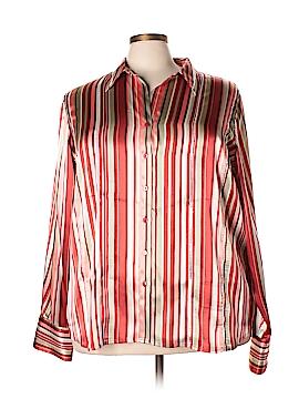 Venezia Long Sleeve Blouse Size 26 (Plus)