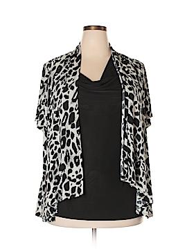 Isabella Rodriguez Short Sleeve Top Size 3X (Plus)