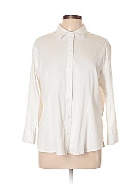 Westbound 3/4 Sleeve Button-Down Shirt Size XL (Petite)
