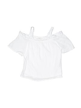 Vanilla Star Short Sleeve Blouse Size S (Kids)