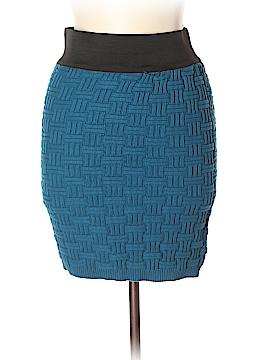 Mak B. by Mak Casual Skirt Size L