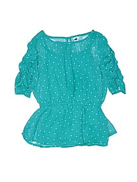Cherokee 3/4 Sleeve Blouse Size 7 - 8