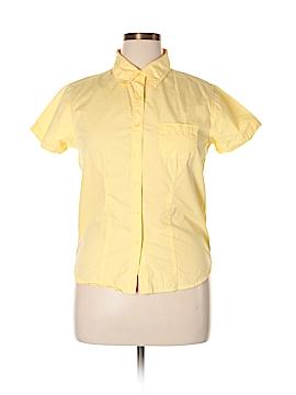 Jordache Short Sleeve Button-Down Shirt Size XL