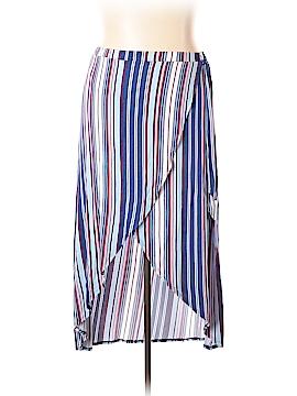 No Comment Casual Skirt Size 2X (Plus)