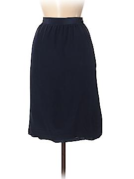 Argenti Silk Skirt Size 6