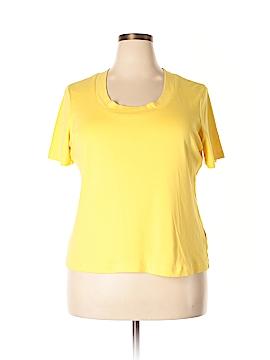 2 A Tee Short Sleeve T-Shirt Size 1X (Plus)