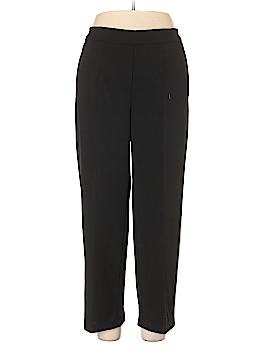 Sharagano Casual Pants Size 1X (Plus)