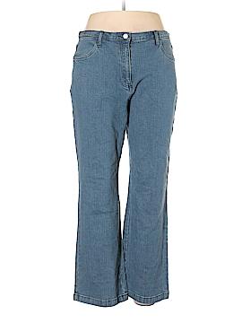 Ulla Popken Jeans Size 18 (Plus)