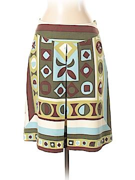 J. McLaughlin Silk Skirt Size 8