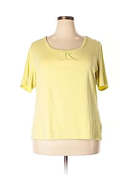 Bay Studio Short Sleeve T-Shirt Size 2X (Plus)