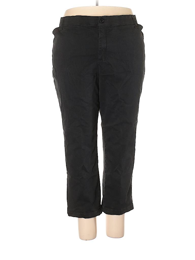 Lee Women Casual Pants Size 26W (Plus)