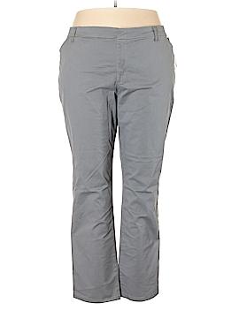 Lee Casual Pants Size 24W (Plus)