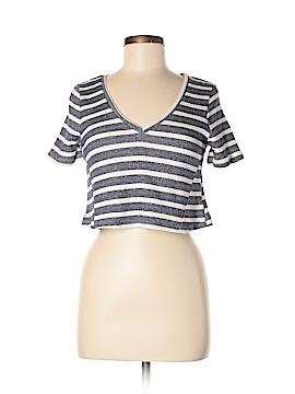 Mono B Short Sleeve Top Size M