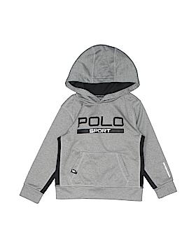 Ralph Lauren Sport Pullover Hoodie Size 5