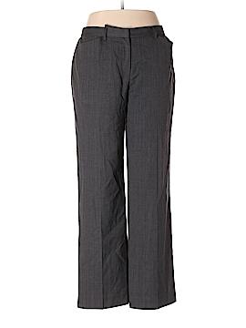 AK Anne Klein Wool Pants Size 14 (Petite)