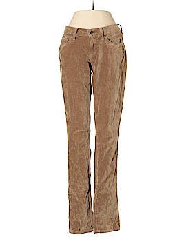 Lucky Brand Velour Pants Size 2