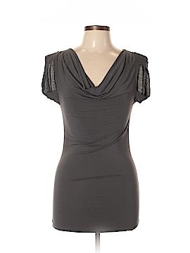 Francesca's Short Sleeve Top Size M