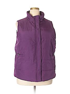 Daisy Fuentes Vest Size 1X (Plus)