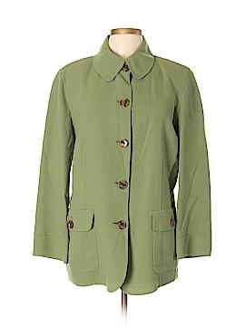 Dana Buchman Wool Coat Size 14
