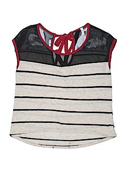 Mind Code Short Sleeve Blouse Size S