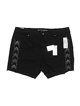 Melissa McCarthy Seven7 Denim Shorts Size 24 (Plus)