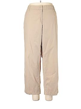 Liz Claiborne Casual Pants Size 20 (Plus)