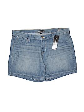 George & Martha Denim Shorts Size 2X (Plus)