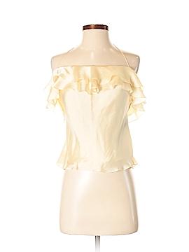 Ralph Lauren Collection Sleeveless Silk Top Size 6