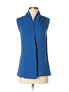 Derek Lam Sleeveless Silk Top Size 8