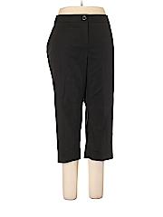 Rafaella Women Casual Pants Size 18 (Plus)