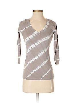 INC International Concepts 3/4 Sleeve T-Shirt Size XS