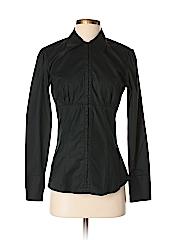 Manuel Women Long Sleeve Blouse Size 6