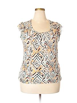 Tribella Short Sleeve Top Size XL