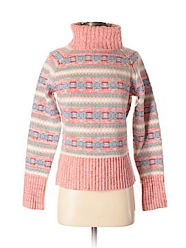 Sundance Wool Pullover Sweater Size XS