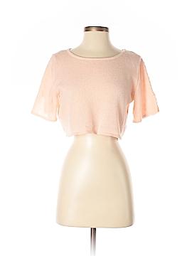 Claudia Nichole Cashmere Cashmere Pullover Sweater Size S