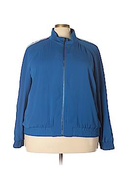 Belle+Sky Track Jacket Size 3X (Plus)